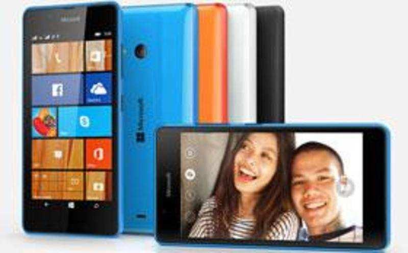 5d308a673db Microsoft: Microsoft Lumia 540 Dual SIM Review: Microsoft Lumia 540 ...