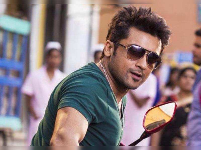 Suriya to do a triple role in 24?