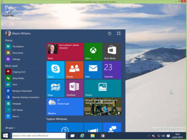 Toshiba will add a dedicated key to accessCortana, Microsoft's digital assistant, on the Windows 10 systems