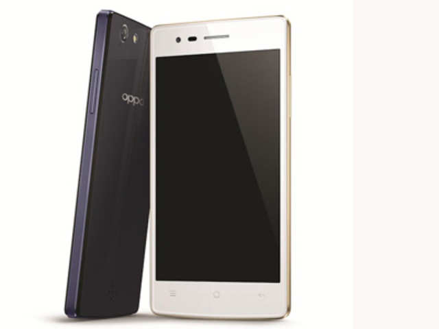 Oppolaunched Neo 5 budget smartphone, which was announced globally in August 2014, in the Indian market atRs9,990