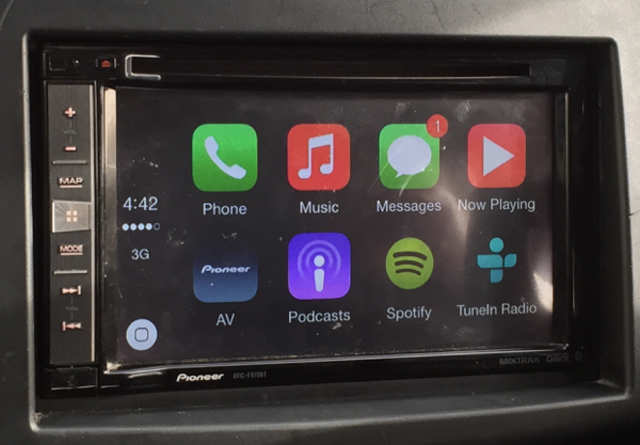 Review: Apple CarPlay on Pioneer AVIC - F970BT | Gadgets Now
