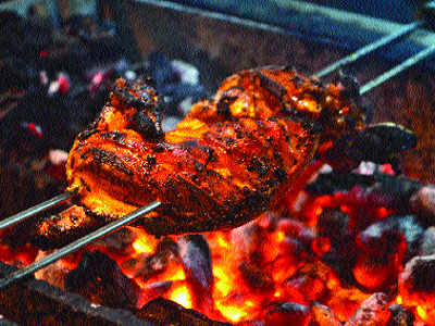 Grilled delights to dig into this monsoon