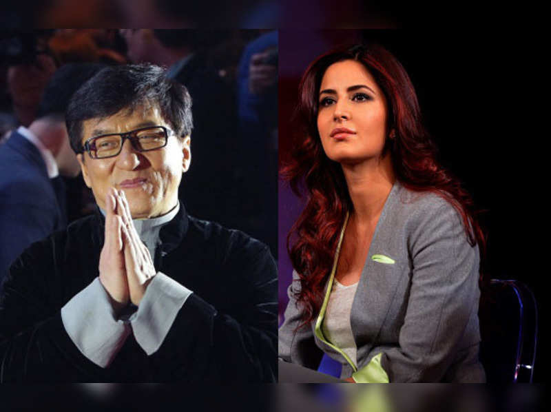 Katrina Kaif-Jackie Chan to star in 'Kung Fu Yoga'