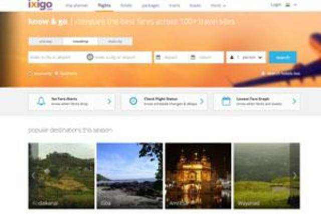 "Micromax Informatics announced a ""strategic investment"" in ixigo, a mobile travel search and marketplace"