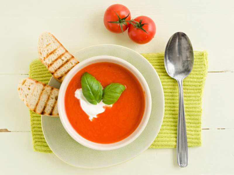 8 soups that will make you feel healthy and happy - Times of India