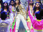 Tamannah Bhatia performs on some foot tapping numbers