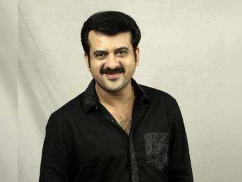 Sajan Surya upcoming: Sajan Surya said I am a natural actor - Times of India
