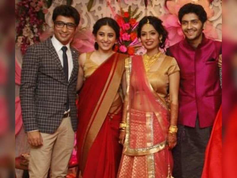 Arjun Chakrabarty engaged!