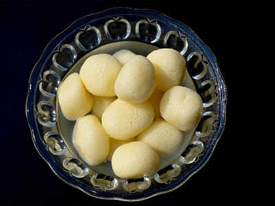 Who invented the rasgulla?