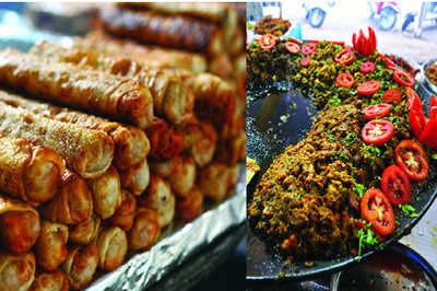Pune's Iftar: Haleem, malpuas and shammi kebabs