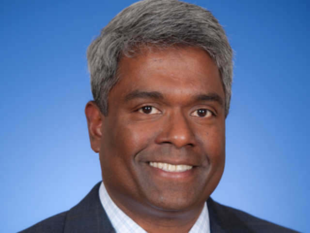 Last month, George Kurian was appointed CEO of the $6-billion, US-based computer storage and data management company NetApp.