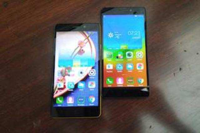 The K3 Note looks very similar to the Lenovo A7000.