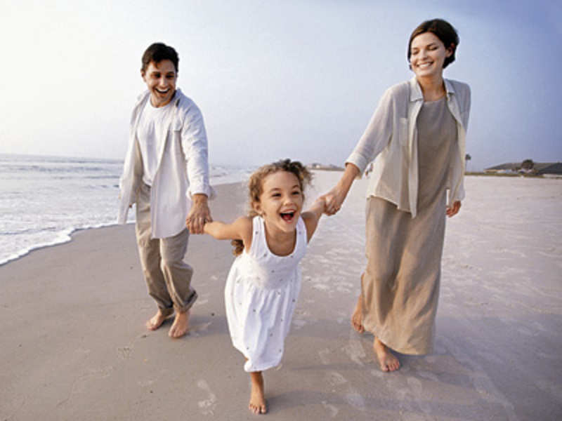 Consider co-parenting before going for a divorce (Thinkstock Photos/ Getty Images)