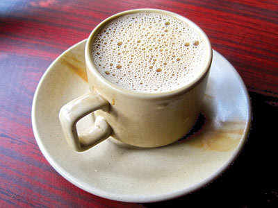 Ahmedabad's fave street side coffee places