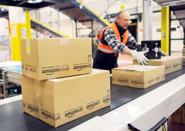 Jeff Bezos: Amazon 'employee' to interns: Stay the f*** away