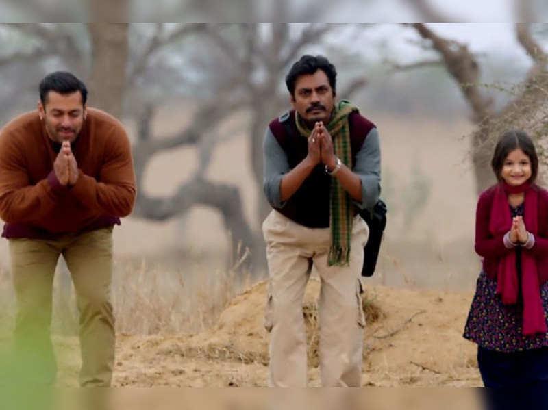 'Zindagi kuch toh bata' from 'Bajrangi Bhaijaan': It's an overdose of cuteness