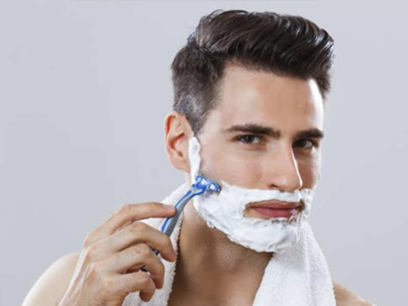What men don't know about shaving - Times of India