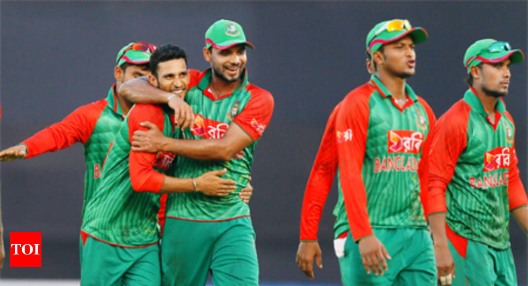 The Rise And Rise Of Bangladesh Cricket Team News Times