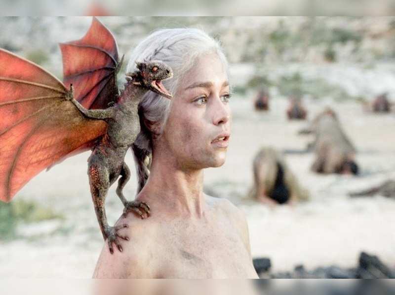 Khaleesi's dragons in 'Game of Thrones' were made in Mumbai