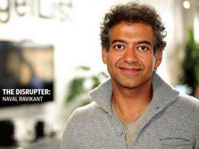 Naval Ravikant, co-founder of AngelList, is often called Silicon Valley's startup kingmaker.