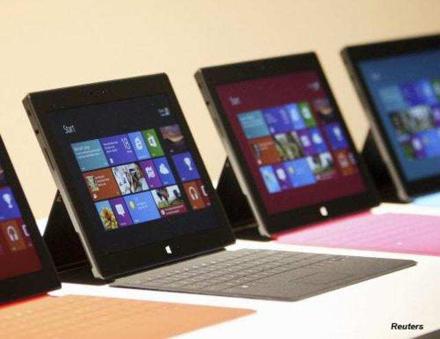 The first-generation Surface was launched in October 2012, and Surface 2 and Surface Pro 2 were unveiled in October 2013.