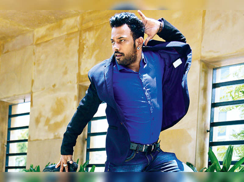 <i>Dancer, choreographer and now actor Dharmesh Yelande talks about his dancing dreams and more</i>