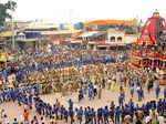 Jagannath Rath Yatra begins in Puri