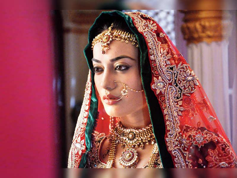 Surbhi's 10 weddings in qubool hai