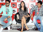 Abhishek Bachchan, Asin Thottumkal and Umesh Shukla