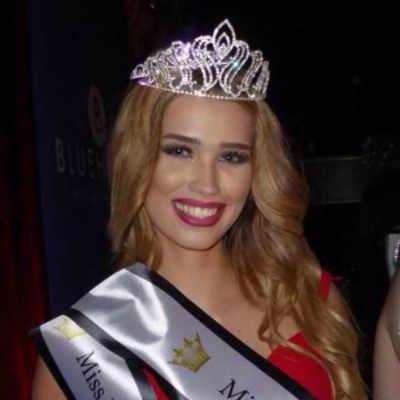 Isabella Forsman crowned Miss International Sweden