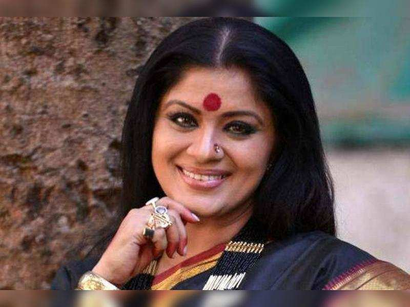My character is strong-willed just like me: Sudha Chandran
