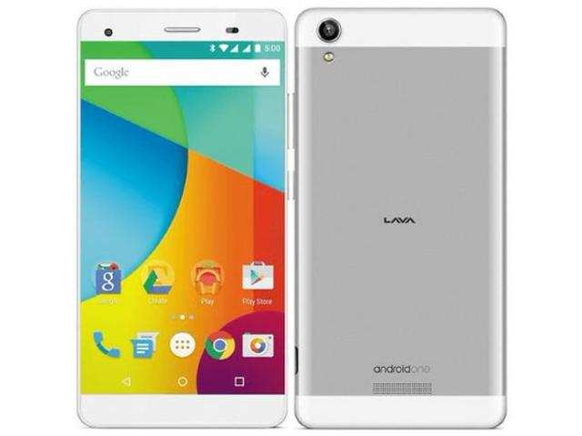The new Android One smartphone features a a 5.5-inch HD (720x1280p)IPSdisplay which comes with Asahi Dragon Trail Glass protection to guard against minor scratches.