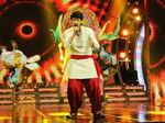 Great Music Gurukul: On the sets