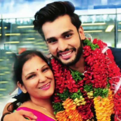 Ramkote boy returns as Mr India-World 2015