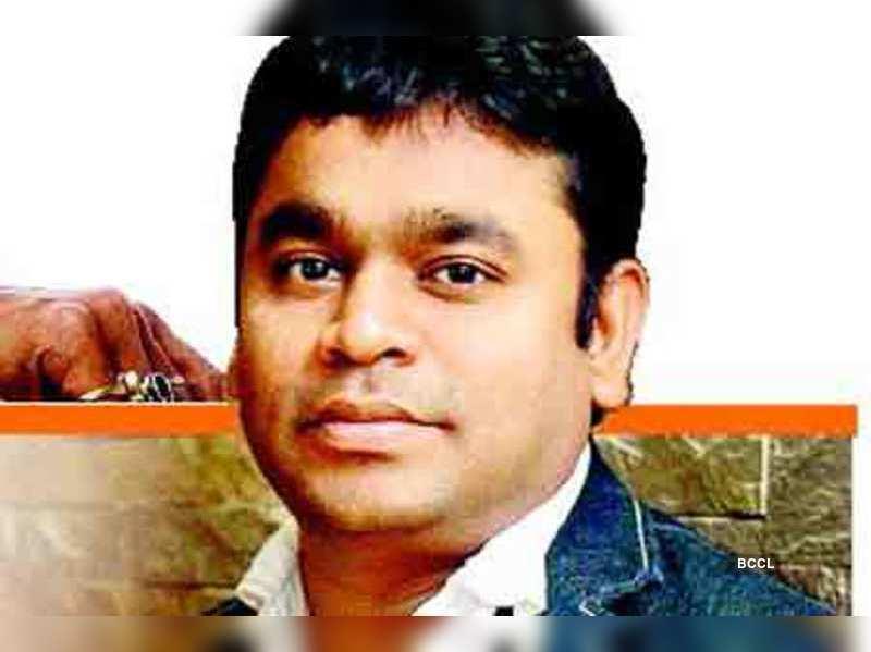 "AR Rahman <a href=""http://photogallery.indiatimes.com/articleshow/4593228.cms"" target=""_blank"">More Pics</a>"