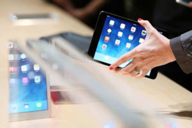A year later, Apple was selling about 10 millioniPadsper quarter, and other manufacturers raced to capitalize on the trend.