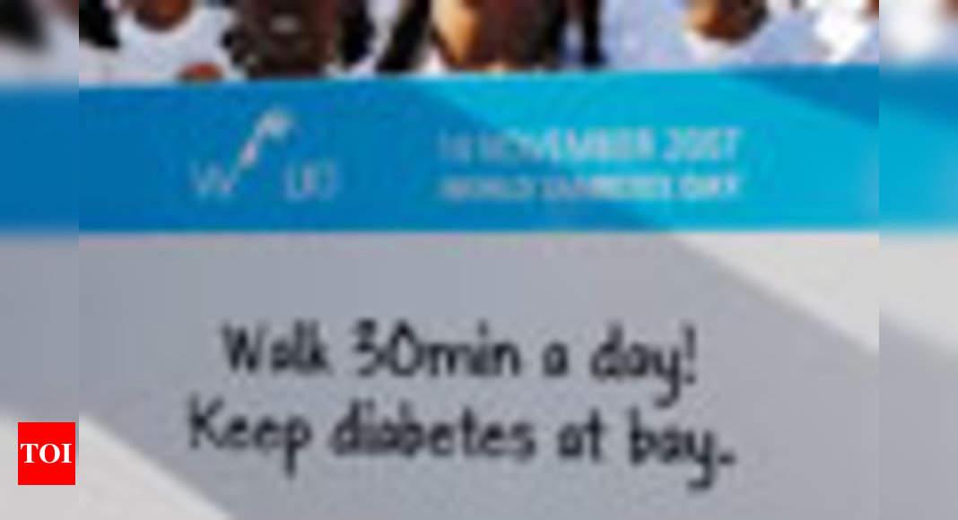 70m diabetics in India by 2015: Study
