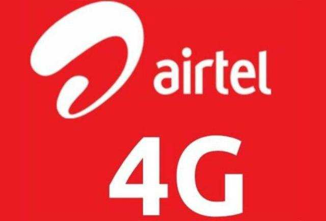 Airtel will offer 4G data plans at 3G prices.
