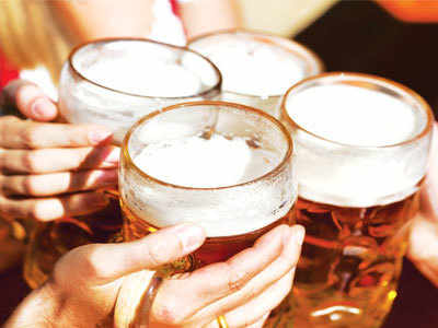 Bring in the weekend with International Beer Day