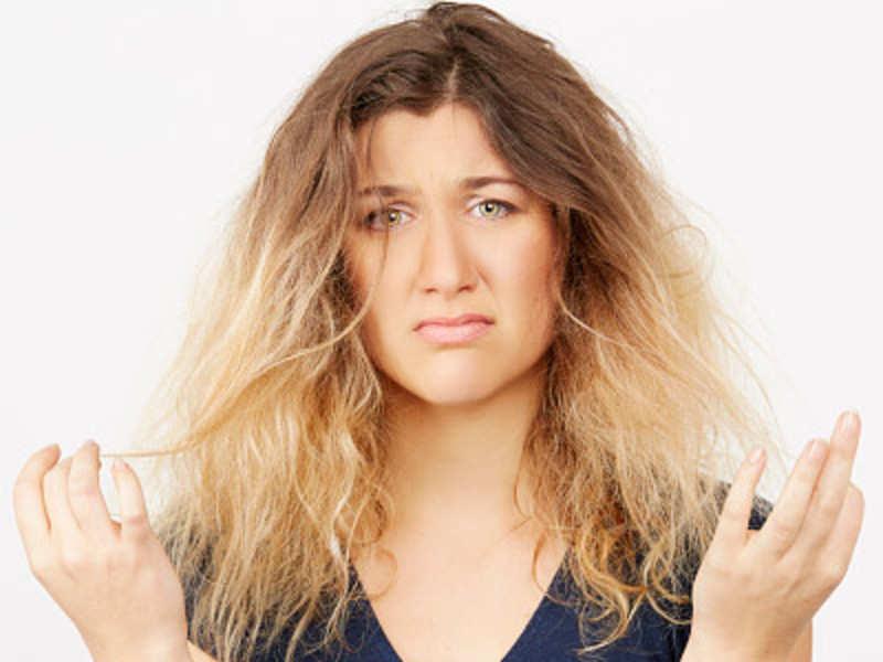 Scalp botox helps reduce hair frizz