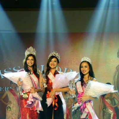 Miss International Malaysia is Immaculate Lojuki