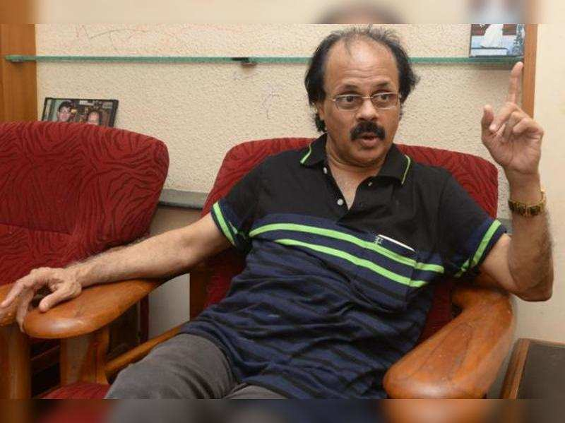 I hate being serious... or upset: Crazy Mohan