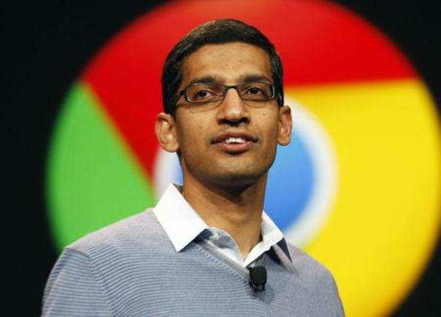 Pichai's story seems straight out of a Bollywood flick, a tale of a boy born without a silver spoon in the mouth going to achieve one of the most coveted positions in the world through sheer hard work.