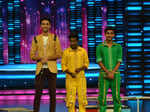 Contestants on the sets of Dance Plus
