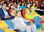 (L-R) Vidya Devi, Jay Singh and Jane Himmat