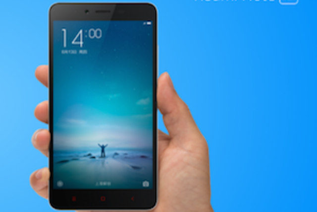 The phone features a 13MP rear camera and a 5MP front facing camera. It runs Android 5.0 Lollipop with Xiaomi's new MiUI 7 skin.