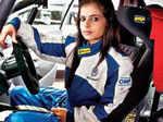 Indian racing driver Alisha Abdullah