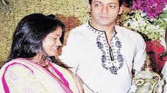 Ganapati celebration at Salman Khan's place