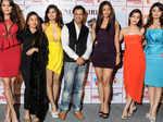 Ruhi Singh, Sangeeta Ahir, Avani Modi, Madhur Bhandarkar, Satarupa Pyne, Kyra Dutt and Akanksha Puri