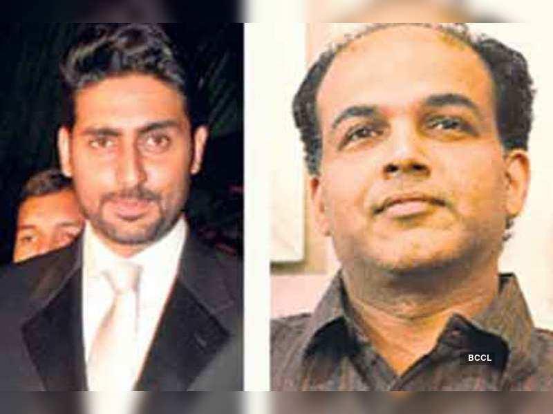 "Abhishek Bachchan &amp; Ashutosh Gowariker <a href=""http://photogallery.indiatimes.com/portfoliolist/3879167.cms"" target=""_blank"">More Pics</a>"